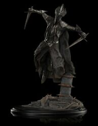 Weta Statue The Witch King At Dol Guldur Hobbit 1/6 Witchking Lotr Lord Of Rings