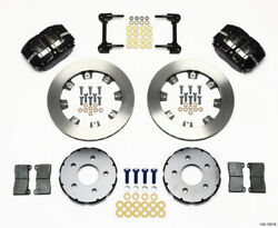 Wilwood Dynapro Radial Front Drag Kit 11.75in Vented 94-04 Mustang