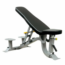 Champion Barbell Wheeled Adjustable Weight Bench 815102