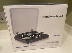 Audio-technica At-lp60bk-bt Automatic Wireless Belt-drive Stereo Turntable