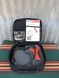 Ridgid See Snake Micro Video Inspection Camera Drain Seesnake 17mm 3ft Cable Lcd