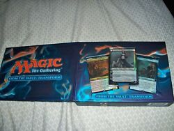 Mtg Magic From The Vault Transform Ftv Factory Sealed 15 Foil Cards W/ Jace Vryn