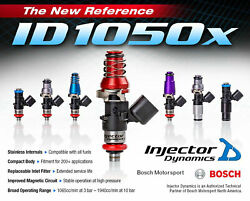 Injector Dynamics 1065cc Fuel Injectors For Toyota Corolla Gts 4age Mr-2 Celica