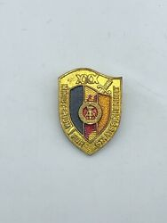 Vintage East German Stasi 30 Year Commemorative Badge, T2, Only One