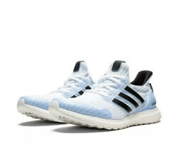 Adidas Ultraboost 4.0 X Game Of Thrones And039white Walkersand039 Mens Us 10.5