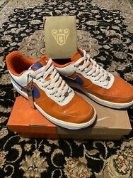 Nike Air Force 1 Low Netherlands Wc Heat Vintage M9.5