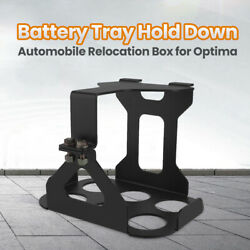 Battery Hold Down Tray Box Mount For 34/78 Red And Yellow Top Battery