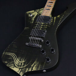 Ibanez Ichrg2 Ny City Vigraphic Paint Guitar From Japan Kua246