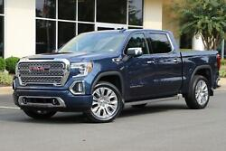 2020 Gmc Sierra 1500 4wd Crew Cab 147 Denali 2020 Gmc Sierra 1500 Pacific Blue Metallic With 7287 Miles Available Now