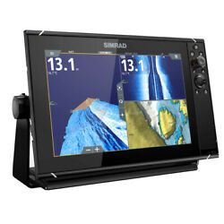 Fishfinder Nss7evo3 Chartplotter With Insight Charts 10.35 X 6.31 Touchscreen