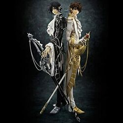 Mega House G.e.m.series Code Geass Lelouch Of The Rebellion Lelouch And Suzaku