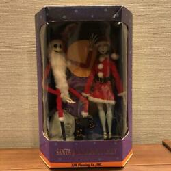 Nightmare Before Christmas Limited Figure Jack Sally Collection Doll Halloween
