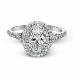 1.20 Ct Real Diamond Anniversary Rings Solid 950 Platinum Ring Size 8 9 10 11 12