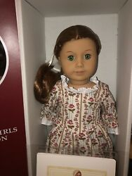 American Girl Felicity 35th Anniversary Doll Collection And Accessories New Nrfb