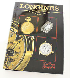 Longines Vintage Watches Watch Chronographs And Pocket Watch Book First Edition