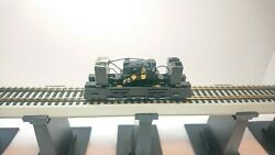 Tyco Ho Train Plymouth Diesel Locomotive Replacement Chassis And Motor Assembly