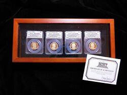 2012-s Presidential Proof Set - First Day Of Issue Pr70dcam 0112