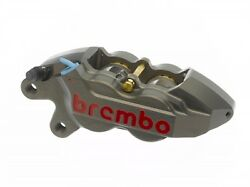 Brembo Racing Front Axial Brake Monoblock Right Caliper 40mm Axial Mount