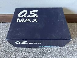 New Vintage Os O.s. Max 91 .91 Vr Df Ducted Fan Round Head Rc Airplane Engine