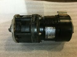 Aircraft Radial Engine Jack And Heintz Starter P/n Jh17121r3m As Removed