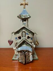Blue Sky Clayworks Blessings House Designed By Heather Goldminc