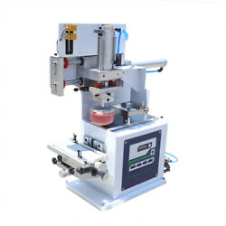 50w Electric And Pneumatic Pad Printing Machine Sheet Embossing Sealed Ink System