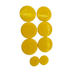 Compact Tractor Fitting Grease Covers Parts For 120 Loader 1023e Yellow