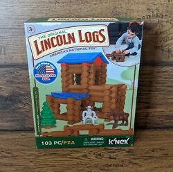 Lincoln Logs - Grand Pine Lodge - Used