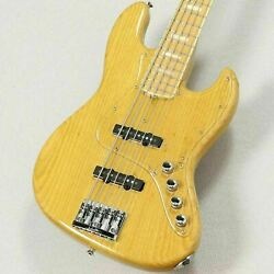 Atelier Z M265 Natural Used 5-string Made In Japan Ash Body W/soft Case