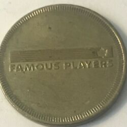2 Famous Players Tech Town Token - Low Shipping