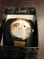 New Rare Disney's Lady And The Tramp Boxlunch Exclusive Watch