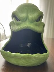 Disney Nightmare Before Christmas Oogie Boogie Candy Dish Jar Bowl Ships Today