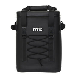 Rtic 20 Can Backpack Cooler- Camping Hiking Beer Fishing Hunting It Floats