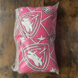 Ultra Cornhole Viper Bags Acl Pro Stamped 2021-2022 Pink And White Brand New