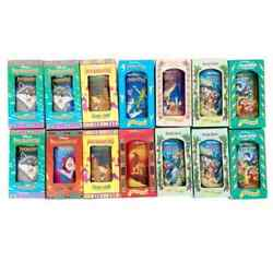 Vintage Burger King Disney Collectors Series Cups Lot Of 18 New In Box