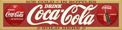 Coca Cola Store Front Drug Store Button Sign Remake Banner Size Style Choices