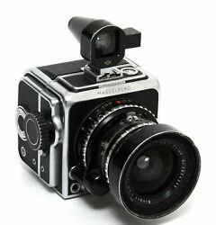 Hasselblad Supreme Wide Angle Camera Early Version W. Zeiss Biogon 45 /...