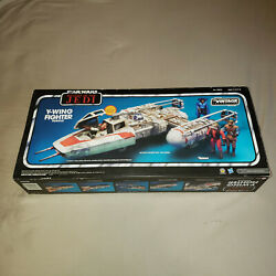 Star Wars Return Of The Jedi Y-wing Fighter Vehicle 2011 Hasbro New Toys R Us