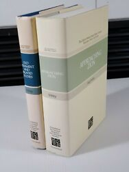 Hugh Nibley, Approaching Zion And Old Testament And Related Studies Hc 13a Clean