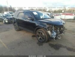 Motor Engine 3.5l With Turbo Vin T 8th Digit Fits 13-19 Explorer 457779