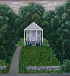 House In Chester Limited Edition Pigment Print Scott Kahn - Signed