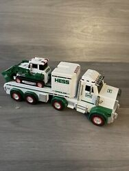 Hess 2013 Toy Truck And Tractor No Box Working Condition