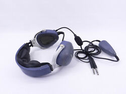 Lightspeed Thirty 3 G Headset Model 3g - As Is ... For Parts Or Repair