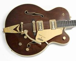 Gretsch 6122s Country Classic I Electric Guitar With Hard Case