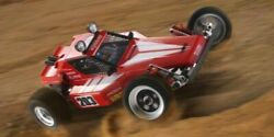 Kyosho Tomahawk Vintage Series 110-scale Off-road Buggy Kit - 30615b