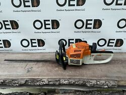 Stihl Hs45 Hedge Clipper / Trimmers - Starts And Runs But Needs Parts Ships Fast