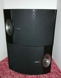 Bose 301 Series V Speakers Direct Reflecting Book Shelf Wall Mountable