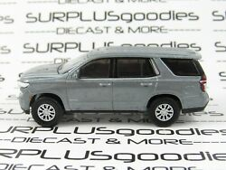 Greenlight 164 Scale Loose Collectible Silver Metallic 2021 Chevrolet Tahoe Suv