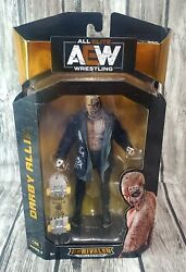Aew Unrivaled Series 3 Darby Allin 1 Of 500 Rare Edition Chase Figure 26
