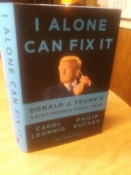 I Alone Can Fix It: Donald J. Trump#x27;s Catastrophic Final Year $14.99